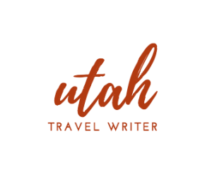 Utah Travel Writer Logo