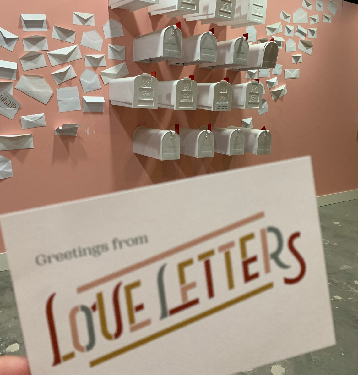 Love Letters Museum Salt Lake City